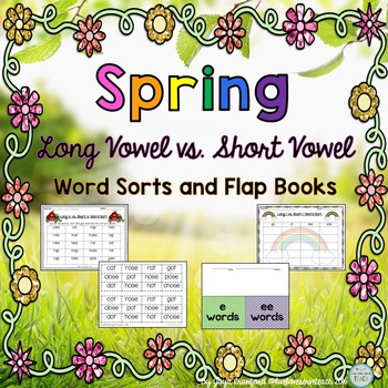 Vowels: Spring Edition