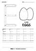 Vowels Tracing Worksheets - Uppercase