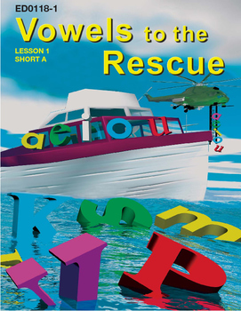Vowels to the Rescue 12 Audio-directed Lessons with Printa