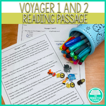 Voyager 1 and 2: Reading Passage and Questions