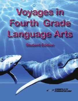 Voyages in Fourth Grade Language Arts - Student Edition