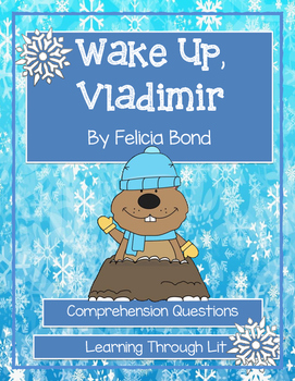 WAKE UP, VLADIMIR Felicia Bond - Groundhog Day - Comprehen
