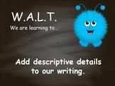 WALT WILF & TIB -- Chalkboard Fuzzies