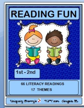 READING FUN - Thematic Readings - 1st - 2nd