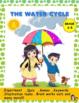 WATER CYCLE- Hands on activity and learning.