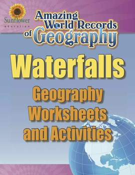 WATERFALLS—Geography Worksheets and Activities