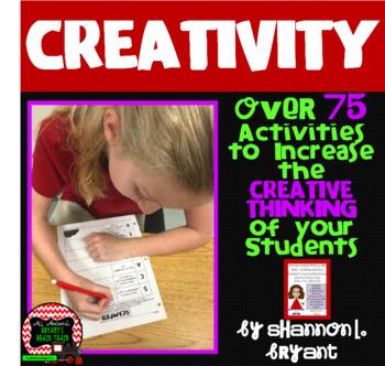 Building Student Creativity