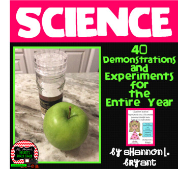 Science Experiments and Classroom Investigations