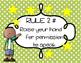 WBT Classroom Rules