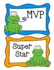 WBT Super Improver Wall Frog Theme