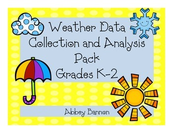 WEATHER DATA COLLECTION AND ANALYSIS PACK - FREE