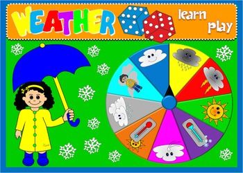 WEATHER - POWERPOINT GAME