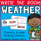 WEATHER Write the Room Kit