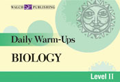 Daily Warm-Ups: Biology (Level II)