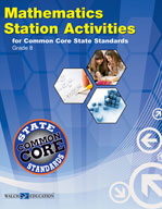 Mathematics Station Activities for Common Core State Stand