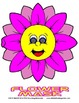 WEEKLY FREEBIE #57: Flower Mask