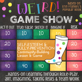 WEIRD! *Erin Frankel *Bullying Prevention & Empathy Lesson