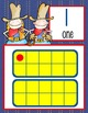 WESTERN - Number Line Banner, 0 to 20, Illustrated / blue jean