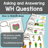 WH Question Game