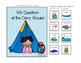 WH Questions At The Campground - An Interactive Book