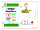 WH Questions: Interactive Books with Visuals for Students