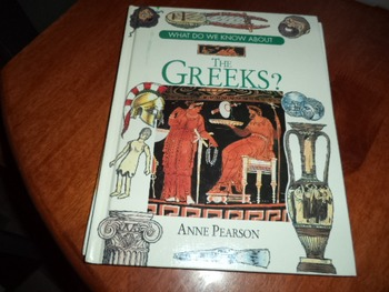 WHAT DO WE KNOW ABOUT THE GREEKS ISBN0-87226-356-8