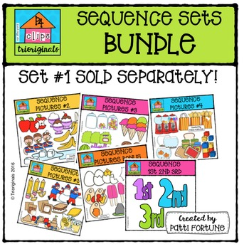 Sequence Sets BUNDLE { P4 Clips Trioriginals Digital Clipart} by trioriginals