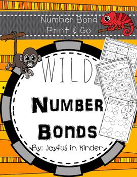 WILD Number Bonds