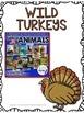 WILD TURKEY - nonfiction animal research