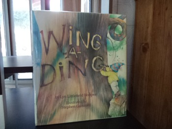 WING A DING      0-316-37237-4