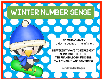 WINTER NUMBER SENSE