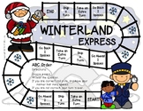 WINTERLAND Express - ABC Order