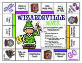 WIZARDSVILLE MATH - Adding Fractions w/Unlike Denominators