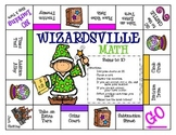 WIZARDSVILLE MATH - Sums to 10
