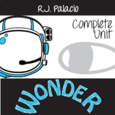 Wonder Unit Novel Teaching Package (Palacio) - Literature Guide