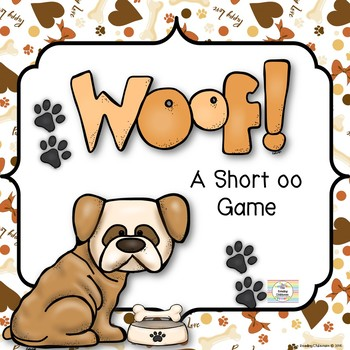 WOOF! - A Short oo Game