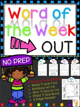 WORD OF THE WEEK - OUT