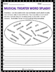 "MUSIC WORD SPLASH BUNDLE!  GREAT ""BACK TO SCHOOL"" ACTIVITY!"