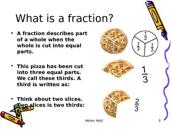WORKING WITH FRACTIONS - A GOOD OVERVIEW ON USING AND UNDE