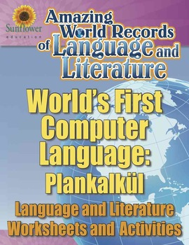 WORLD'S FIRST COMPUTER LANGUAGE: PLANKALKÜL—Language and L