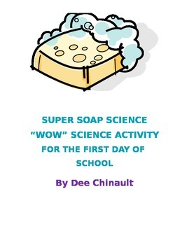 WOW Expanding Soap