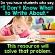 PARAGRAPH WRITING PRACTICE | WRITING PROMPTS | Paragraph G