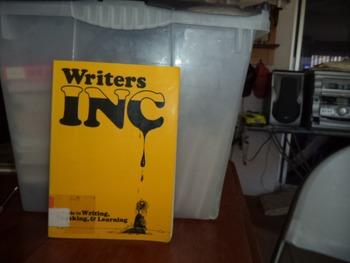 WRITERS INC  ISBN 0-939045-27-3