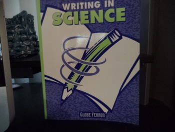 WRITING IN SCIENCE   ISBN0-8359-1901-3