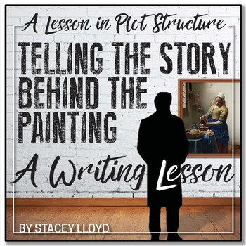 WRITING LESSON: The Story Behind the Painting {Teaching Pl