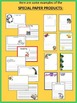 WRITING PAPER - OVER 40 Month to Month Printables (SECOND