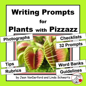 CREATIVE WRITING PROMPTS | PLANTS | VOCABULARY | Tips, Rub