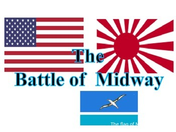 WW II Battle of Midway