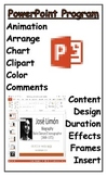 Technology Word Wall - PowerPoint Program