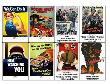 WW2 - Propaganda Analysis